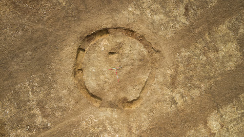 Aerial Photography - Archaeology
