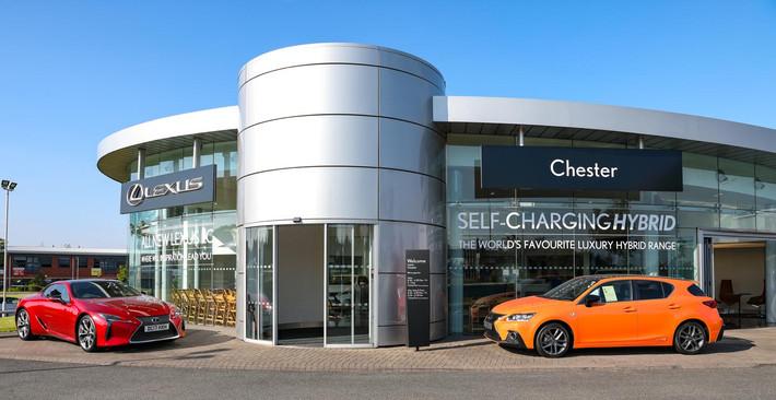 Lexus Chester