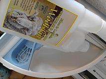 woolskin sheepskin in washing machine