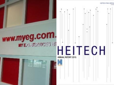 近日电子系统服务股项MYEG股价上涨,是否跟NIIS移民局系统主题有关?