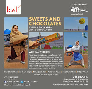 Sweets & Chocolates by Kali Theatre