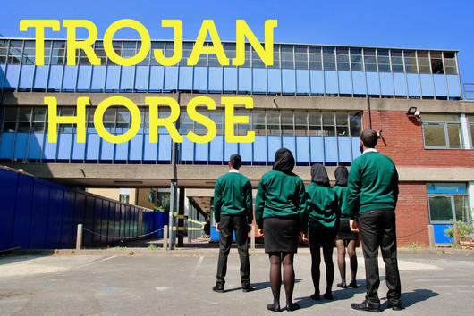 Trojan Horse - Multi award winning UK tour