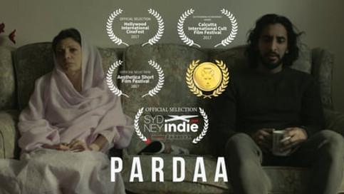 Pardaa trailer