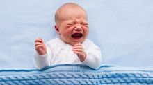 Why do babies cry in their sleep?