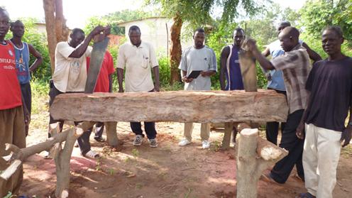 Proyecto Kyabé (Chad)