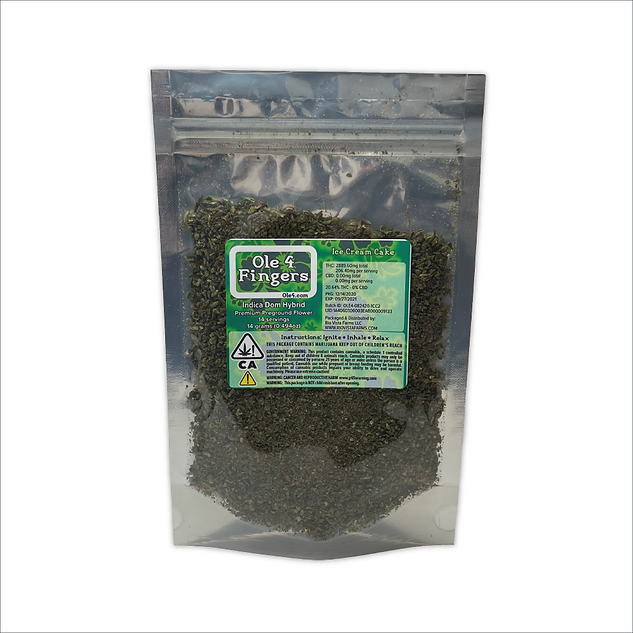 ICECREAMCAKE Strain (14 Grams)