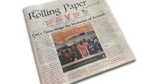 Don't miss out on Cannabis news in the Bay. The Rolling Paper (Volume 2)