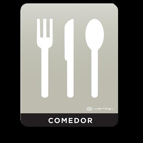 Comedor (16 x 20 cm.)