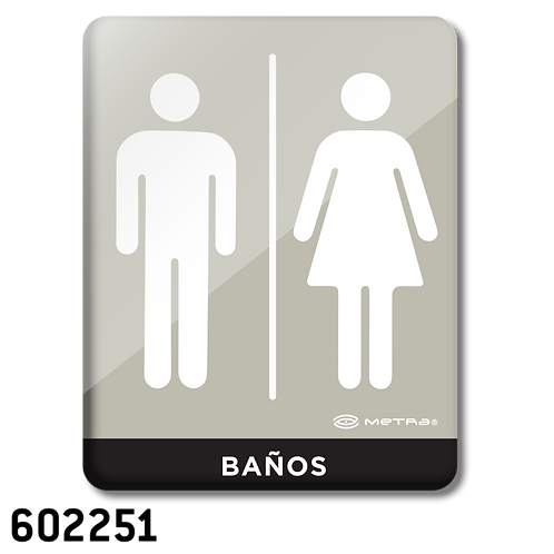 Baños (16 x 20 cm.)
