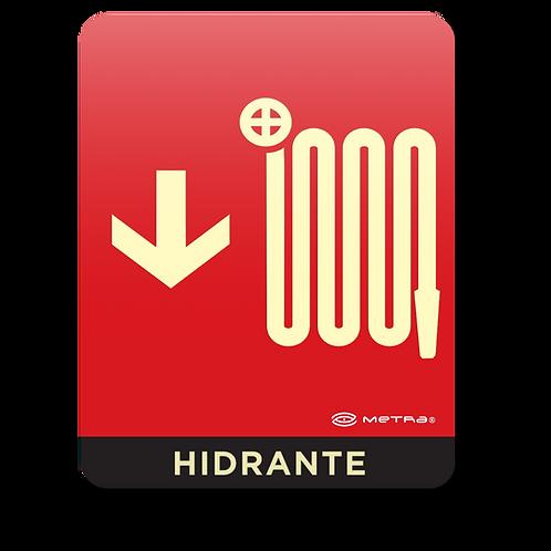 Hidrante (16 x 20 cm.)