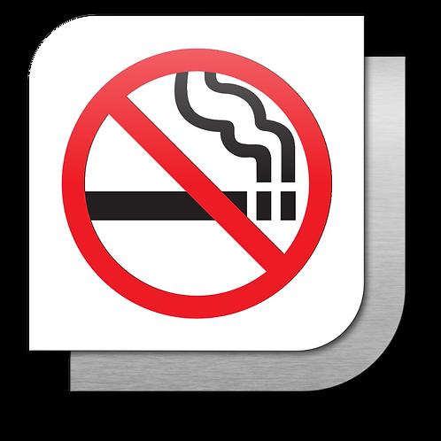 No fumar (18.5 X 18.5 cm.)