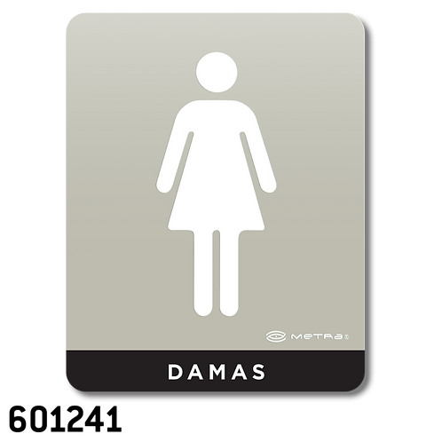 Damas (16 x 20 cm.)