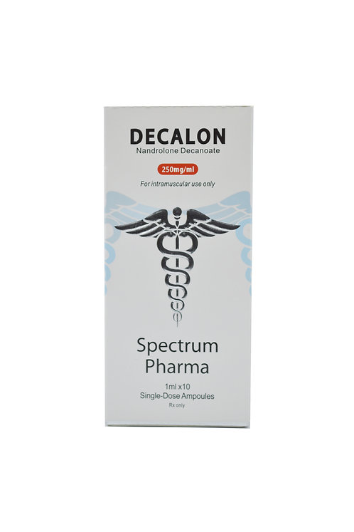 SPECTRUM DECALON 250mg/ml 10amp