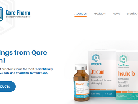 Qorepharm.com Reviews - Roidslist.com