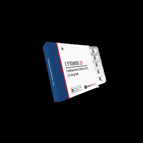 CYTOMED 25 (Liothyronine Sodium (T3))