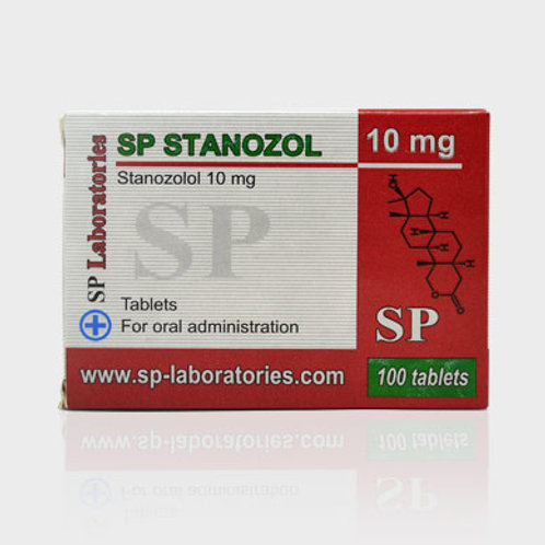 SP Laboratories 100tab 10mg/tab