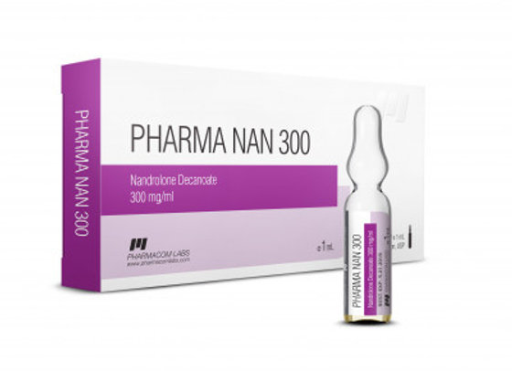 PHARMACOM LABS PHARMANAN D 300mg/ml 10 amp