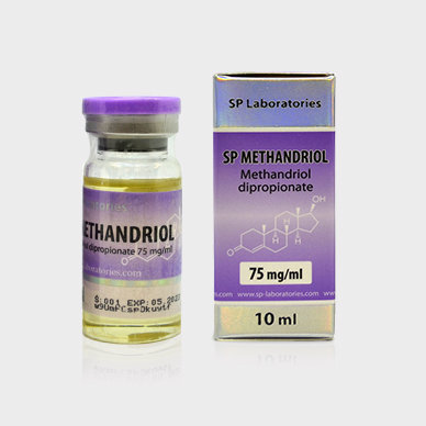 SP Laboratories METHANDRIOL 10ml 75mg/ml