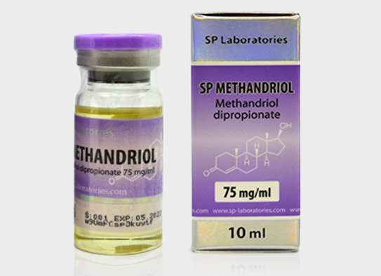SP METHANDRIOL 10ml 75mg/ml