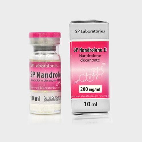 SP Laboratories NANDROLONE 10ml 200mg/ml