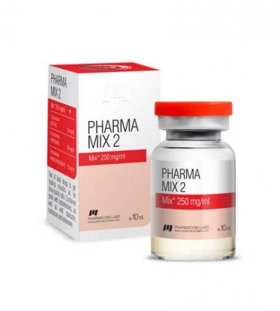 PHARMACOM LABS PHARMA MIX 2 250MG/ML 10ML