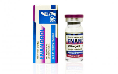 Balkan Pharmaceuticals ENANDROL 250mg/ml 10ml