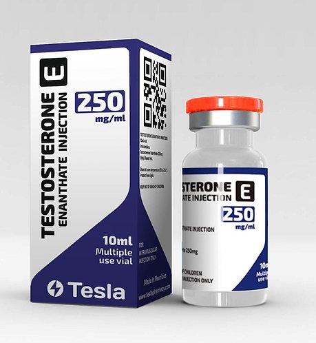Tesla Pharmacy Testosterone Enanthate 250mg/ml 10 ml