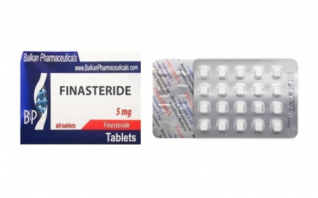 Balkan Pharmaceuticals FINASTERIDA 100 tab