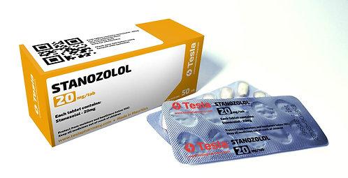 Tesla Pharmacy Stanozolol 20mg/tab 50tab