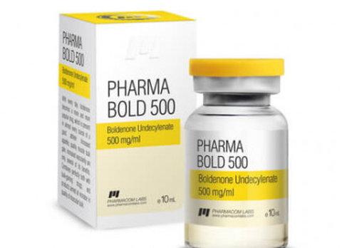 PHARMACOM LABS PHARMABOLD 500mg/ml 10 ml