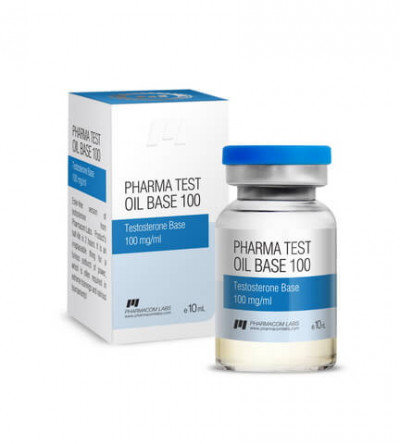 PHARMACOM LABS PHARMATEST 100 OIL BASE 100mg/ml 10ml