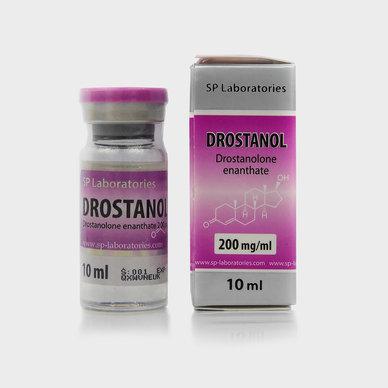 SP Laboratories DROSTANOL ENANTHATE 10ml 200mg/nl