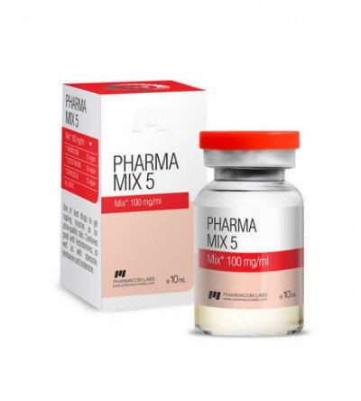 PHARMACOM LABS PHARMAMIX 5 100MG/ML 10ML