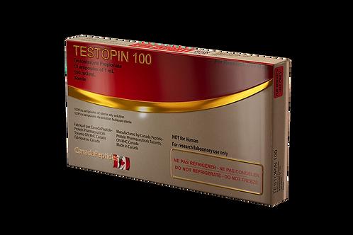 Canada Peptides TESTOPIN 100 (Testosterone propionate) 100 mg/ml
