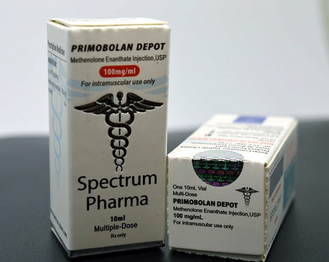 SPECTRUM PRIMOBOLAN DEPOT 100mg/ml 10ml