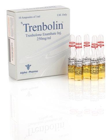 Alpha Pharma Trenbolin 250mg/ml 10 amp