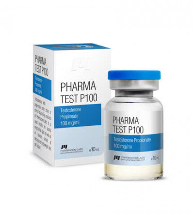 PHARMACOM LABS PHARMATEST P 100mg/ml 10 ml