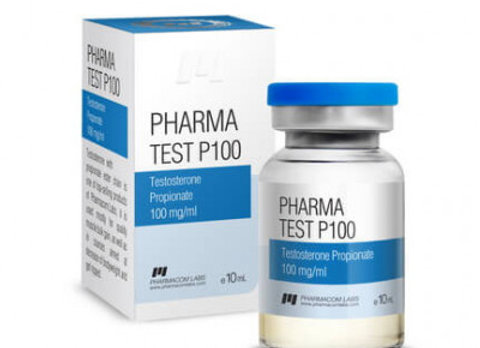 PHARMACOM LABS PHARMATEST P 100mg/ml 10 ml