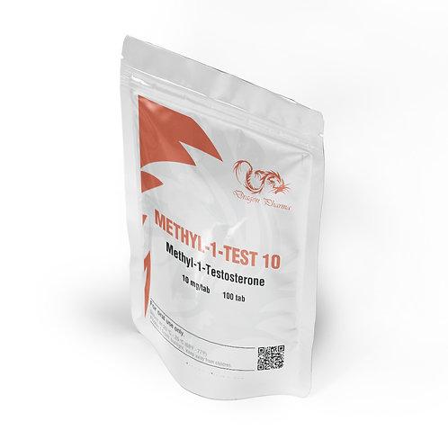 Dragon Pharma Methyl-1-Test 10 mg (100 tabs)