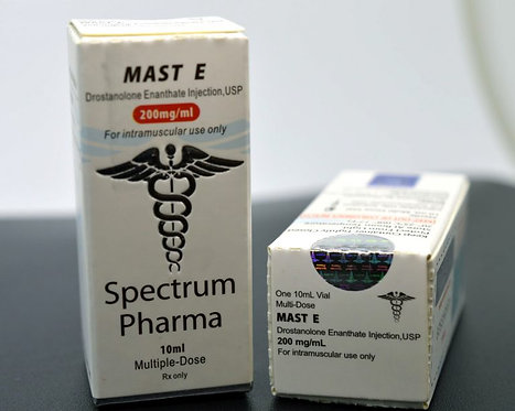 SPECTRUM MAST E 200mg/ml 10ml