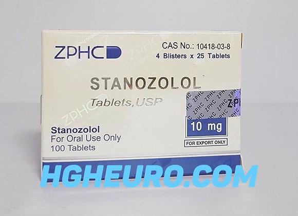 ZPHC STANOZOLOL 10 mg 100 tab