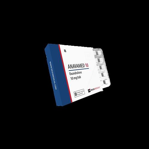 ANAVAMED 10 (Oxandrolone) - DEUSMEDICAL