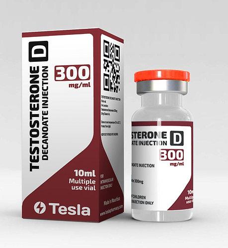 Tesla Pharmacy Testosterone Decanoate 300 mg/ml 10ml