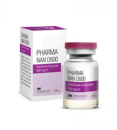 PHARMACOM LABS PHARMANAN D 600mg/ml 10ml