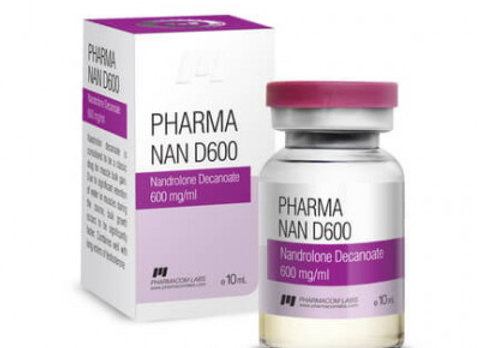 PHARMACOM LABS PHARMANAN D 600mg/ml 10ml