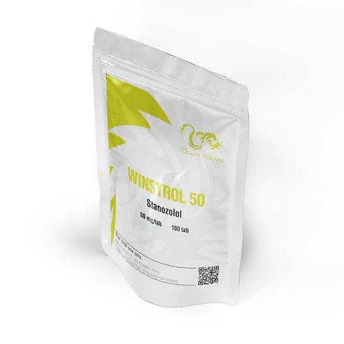 Dragon Pharma Winstrol Oral 50 mg (100 tabs)