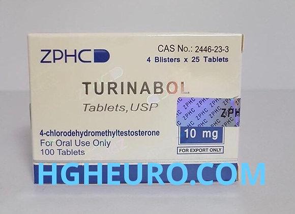 ZPHC TURINABOL 10 mg 100 tab