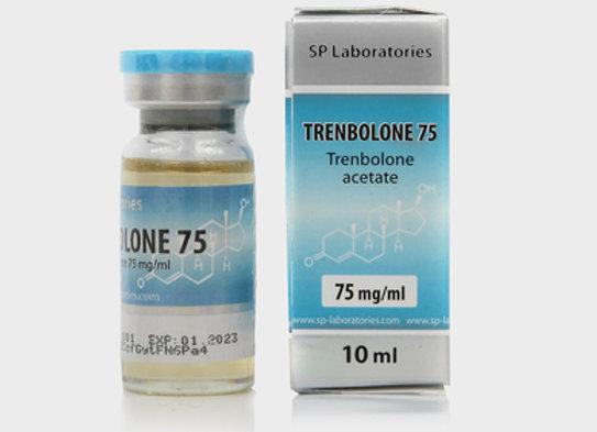 SP Laboratories TRENBOLONE 75 10ml 75mg/ml