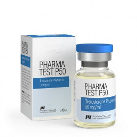PHARMACOM LABS PHARMATEST P 50mg/ml 10ml