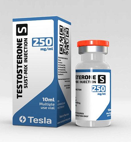 Tesla Pharmacy Testosterone Sust-mix 250mg/ml 10ml